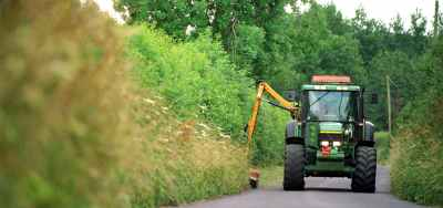 Menu Vegetation Management with Flail Mower Burton on Trent