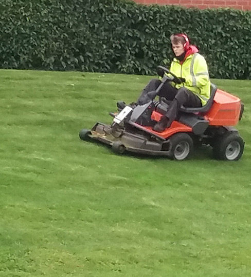 Our Vegetation Management Service in Burton on Trent and Derby Mowing overgrown long grass