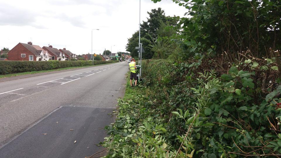 Slide - Landscape Management - Burton on Trent
