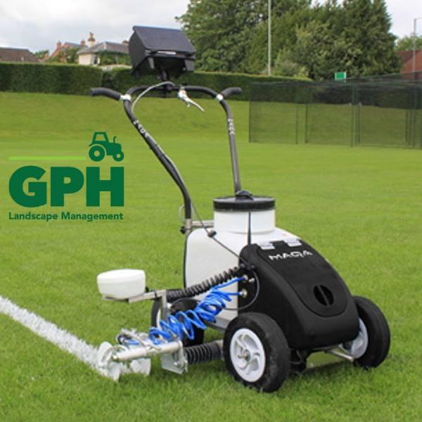 Sports Field GPS Line Marking Service in Burton on Trent